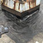 Ремонт мягкой кровли на здании торгового центра в Алтуфьево