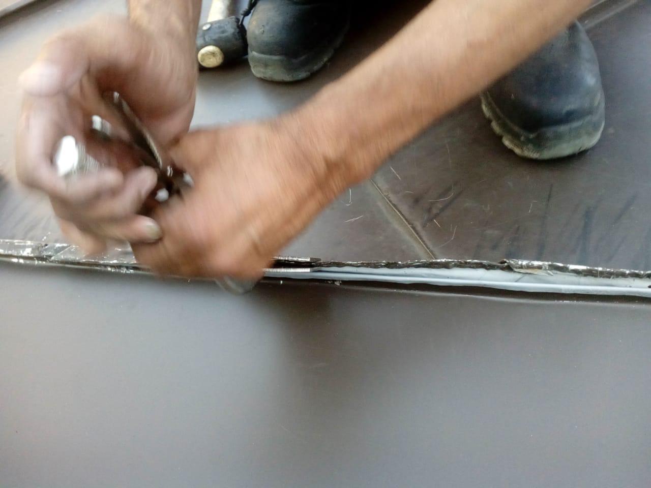 Заявление на герметизацию швов в управляющую компанию