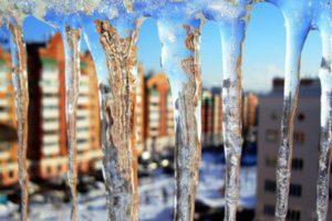ремонт кровли зимой