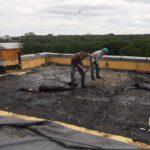 Капитальный ремонт кровли здания МВД в Туле