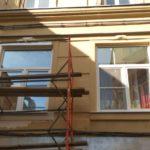 ремонт оконных обрамлений
