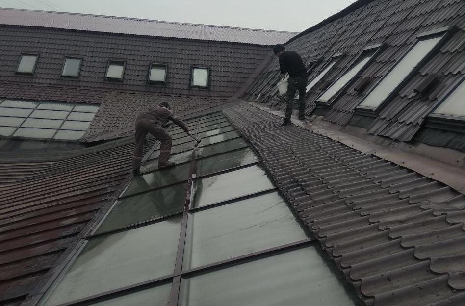 ремонт мансардных окон москва