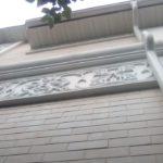 Ремонт фасада коттеджа в Пушкино