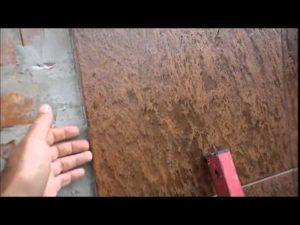 облицовка цоколя плиткой