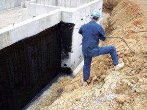гидроизоляция фундамента Москва