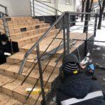 ремонт входной группы Москва