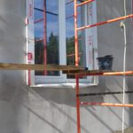отделка фасада коттеджа