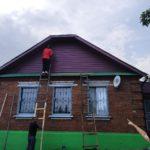 ремонт кровли частного дома