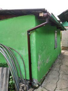 ремонт системы водоотведения